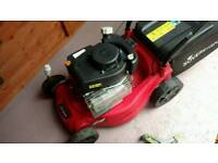 Sovereign 4 stroke Self propelled petrol lawn mower