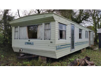 Willerby Herald 35x12 3 bedrooms 2 bathrooms offsite static caravan with OIL CENTRAL HEATING