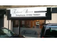 Shop To Let. Fully fitted hairdresser & beauty
