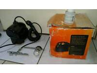 Dualta Professional Airbrush nails system Original cost over £100.00.Can deliver or post