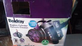 Vacuum cleaner Beldry bagless