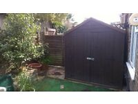 Wooden shed Good Condition
