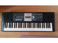 Yamaha YPT230 Piano Keyboard - 61 Keys