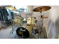 1989-1992 Pearl Export Series Drum Kit