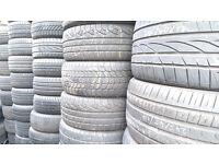 JOB LOT Quality Part worn Tyres