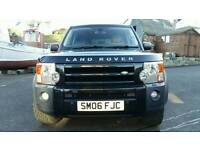 Landrover Discovery 3 SE
