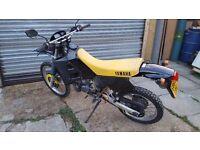 Yamaha DT200R Rare low ** 5,600** miles - good original condition