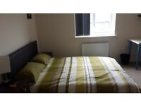 SPACIOUS ENSUITE ROOM CLOSE TO CENTRE-SUITABLE FOR COUPLES