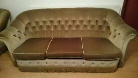 Sofa suite 3 piece 3-1-1