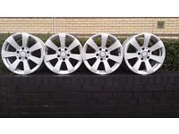 17 inches Mercedes Benz Alloy Wheels (4 wheels)