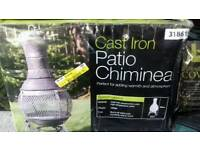Patio Chiminea