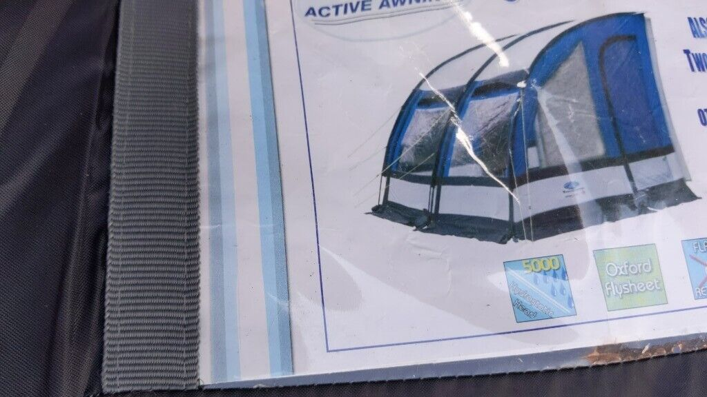 For sale caravan porch awning | in Walton On The Naze ...