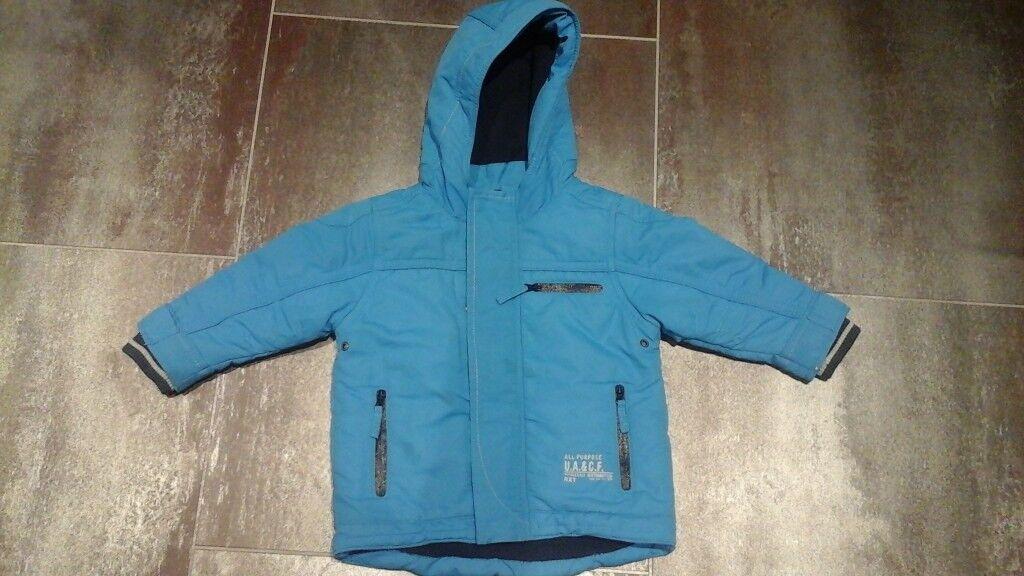 Winter Jacket Age 12-18 Months