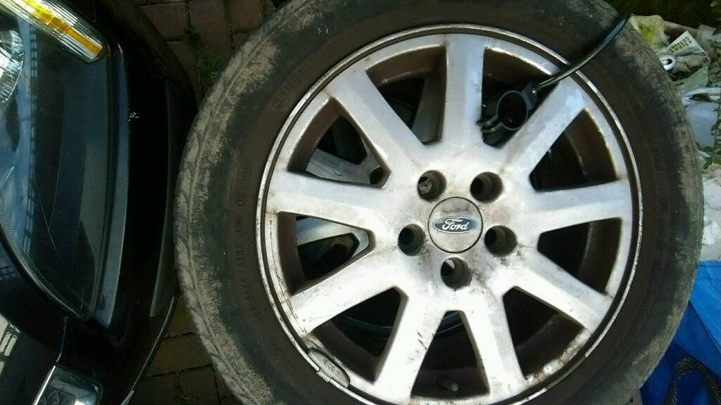 "Ford 16"" Alloys"
