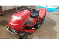 Countax C300H ride on mower tractor Honda engine