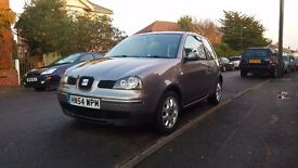 54 Plate, SEAT Arosa S, 1.0L, 3 door hatchback, 1 previous lady owner, FSH, low miles!