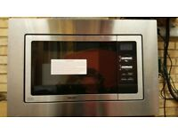 Built in / Integrated Microwave Oven Brand New