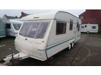 BAILEY RANGER 520/5 5 BERTH 1998