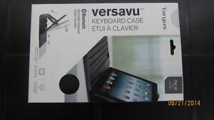 TARGUS COVER AND KEYBOARD FOR I PAD AIR