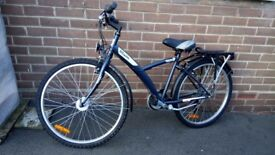 BTWIN ORIGINAL 3 NIGHT & DAY LTD LEISURE BIKE