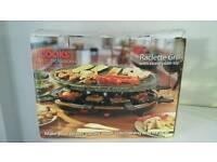 Cooks professional raclette stone grill