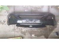 Celica facelift front bumper