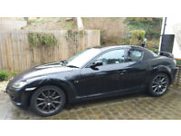 Mazda RX8 PZ - low mileage (32,500) - Prodrive limited edition model - 231bhp