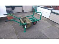 Fox Hunter fishing trolley(New still in box this is a pic of the same one)