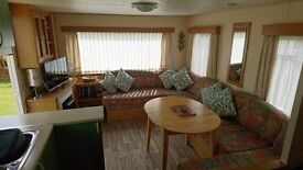 Lovely 2 bedroom Static Caravan For Sale, Sea Views, Morecambe Bay Lancs, 12mth Season Pet Friendly,