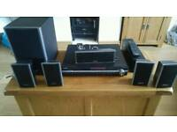 Sony Home Cinema System with Wireless Rear Speakers