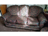 3 piece sofa set - Gloucester