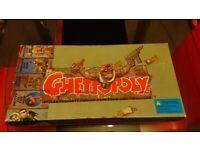 Ghettopoly (monopoly) board game
