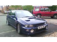 Subaru impreza turbo sti\wrx fine looking example with over 320 horse u der hood