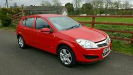 2008 VAUXHALL ASTRA BREEZE 1.4i *ONE YEAR MOT*