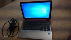 HP Pavilion Laptop Intel Core I5 8gb ram 930gb hard drive nvidia 940m graphics