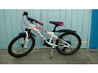 GIRLS CARRERA LUNA JUNIOR MOUNTAIN BIKE