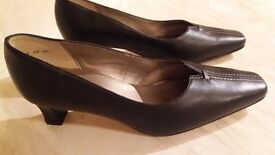 3 pairs Court shoes 2 in. heel - very smart - Elmdale wider fit - Size 6 1/2 - sell tog./separately