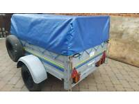 Trelgo tipping trailer
