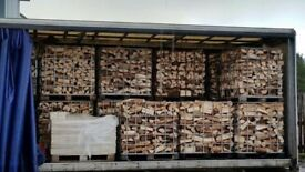 Kiln Dried Hardwood and Softwood Logs - Delivery Available - Prices in Description