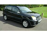 2008 58 Plate Ford Fusion 1.4 Zetec Climate Semi Automatic... 51k Miles only