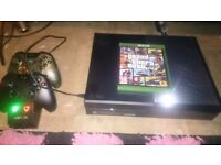 Xbox one and gta5