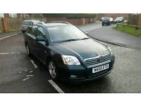 2006 toyota avensis t3-x full.service history