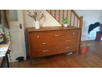 70's dresser, chest of drawers