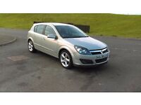 Vauxhall astra mk5 1.8 2006 plate