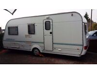 Kimberly Coachman 4 Berth 2000 Touring Caravan