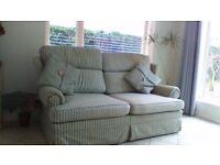 Sofa, Marks & Spencer sofa bed