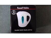 Russell Hobbs travel kettle.