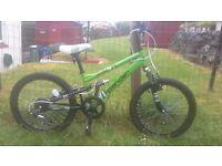 Apollo Xpander kids mountain bike