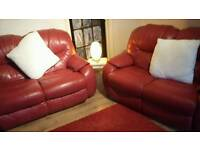 2 2 seater couches