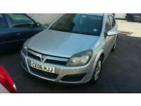 06 PLATE VAUXHALL ASTRA. 1.4 PETROL. CHEAP TO RUN